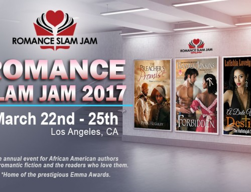 What's New at the Romance Slam Jam Book Lovers Event