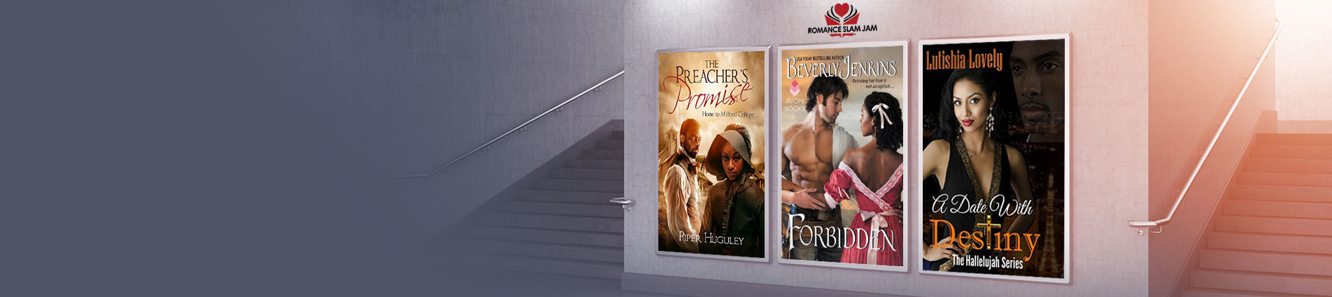Romance Book Lover Event in Los Angeles, Readers of Black Romance books Online