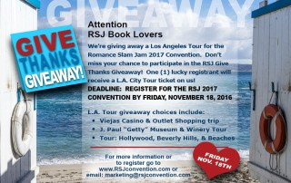 Book Lover Gifts and Giveaways in Los Angeles + Events