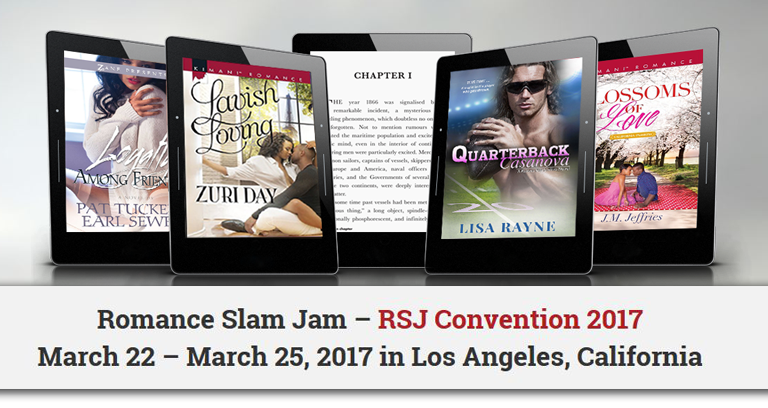 Romance Slam Jam Book Lovers Convention