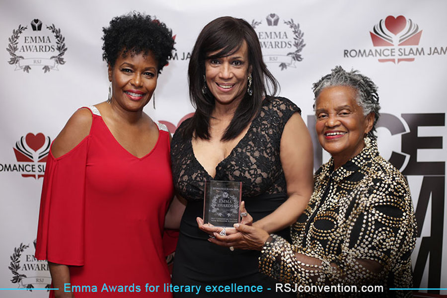 Emma Awards for Literary Excellence - Celebrating African-American Authors