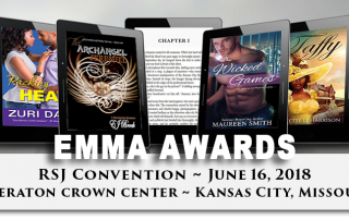 Literary Emma Awards Event - 2018 at RSJ Book Lovers Event in Kansas City, MO